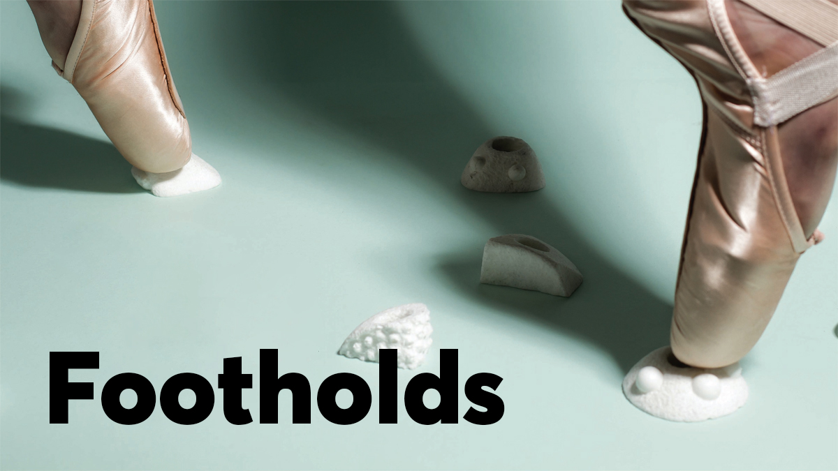footholds